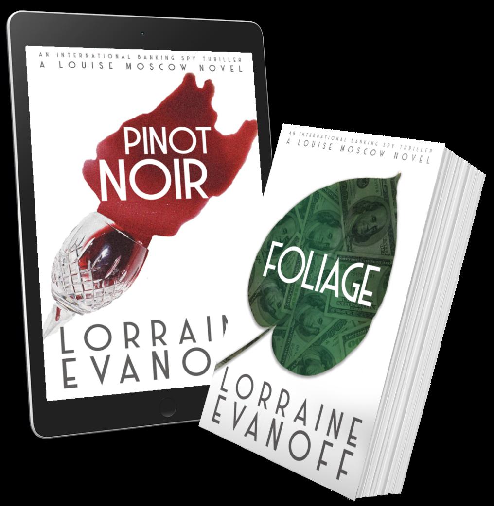 Pinot Noir & Foliage